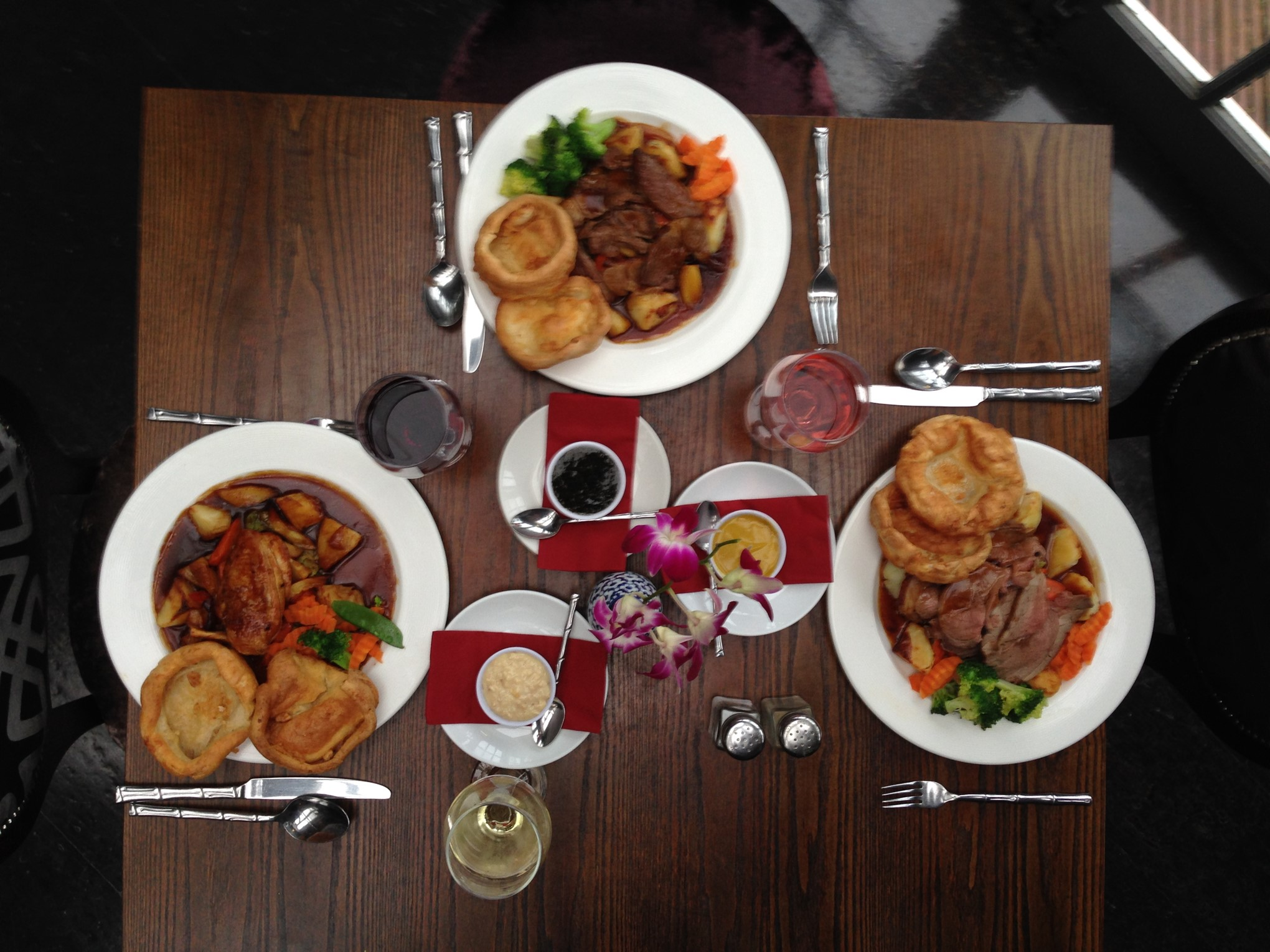 Sunday Lunch at the Rose!