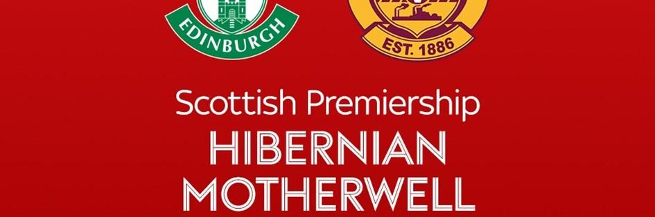 Hibernian v Motherwell (Scottish Premier League)