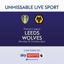 Leeds United v Wolves (Premier League)