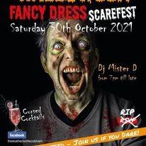 Halloween Scarefest 2021