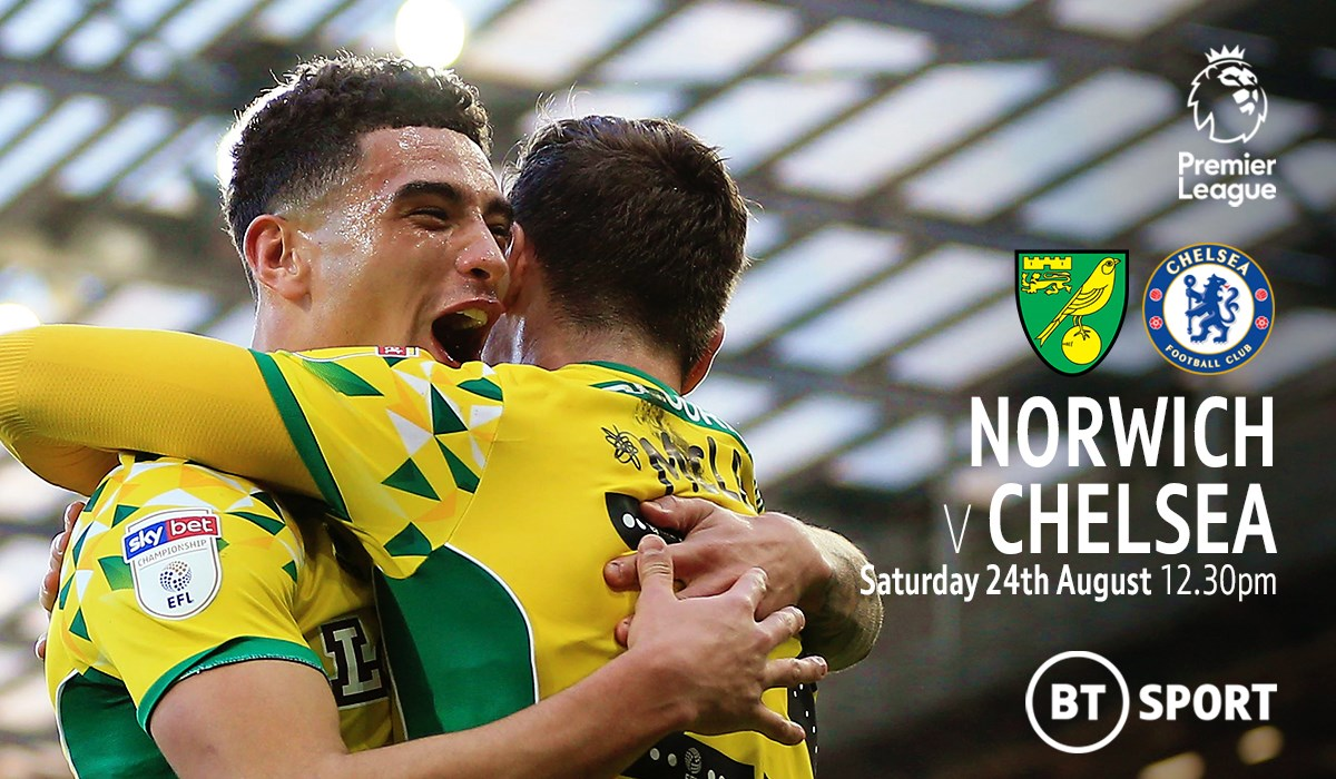 Norwich City v Chelsea (Premier League)