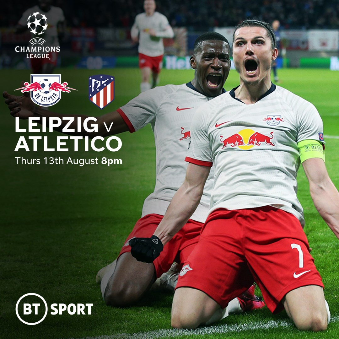 RB Leipzig v Atletico Madrid (Champions League)