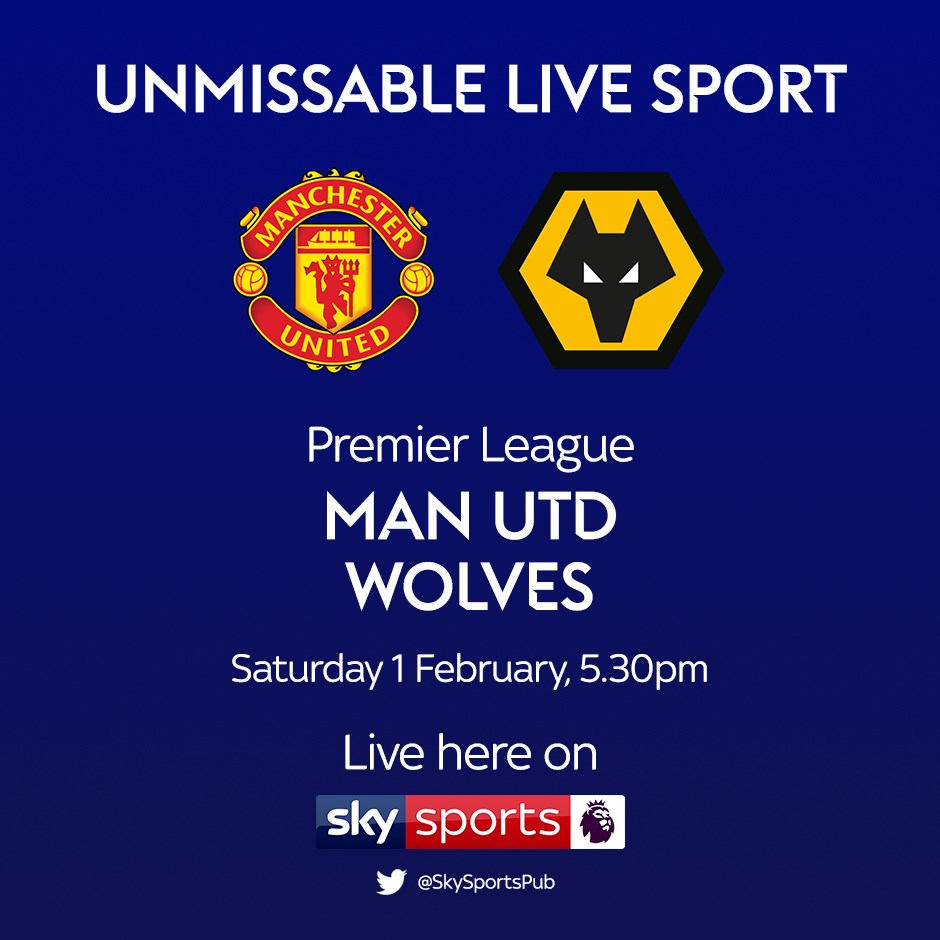 Manchester United v Wolves (Premier League)