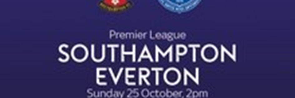 Southampton v Everton (Premier League)