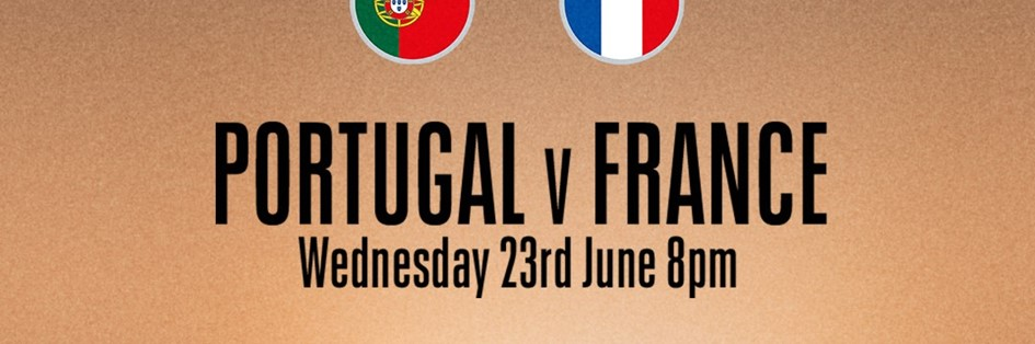 Portugal v France (Euro 2020)