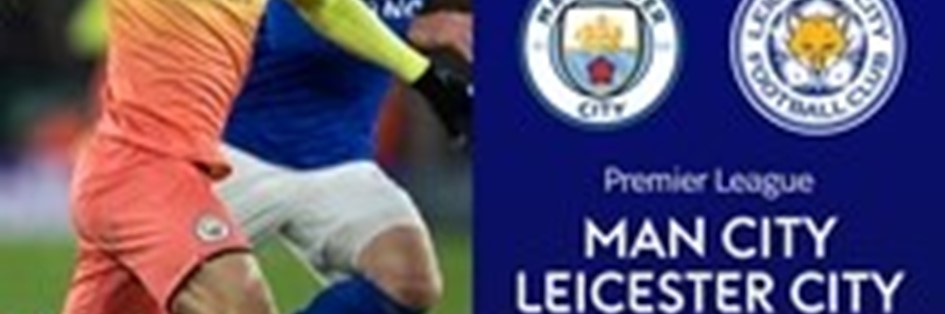 Manchester City v Leicester City (Premier League)
