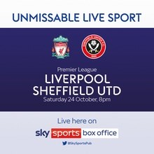 Liverpool v Sheffield United (Premier League)