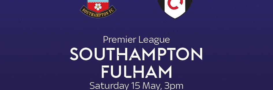 Southampton v Fulham (Premier League)