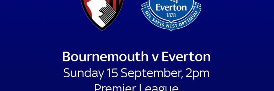 Bournemouth v Everton (Premier League)