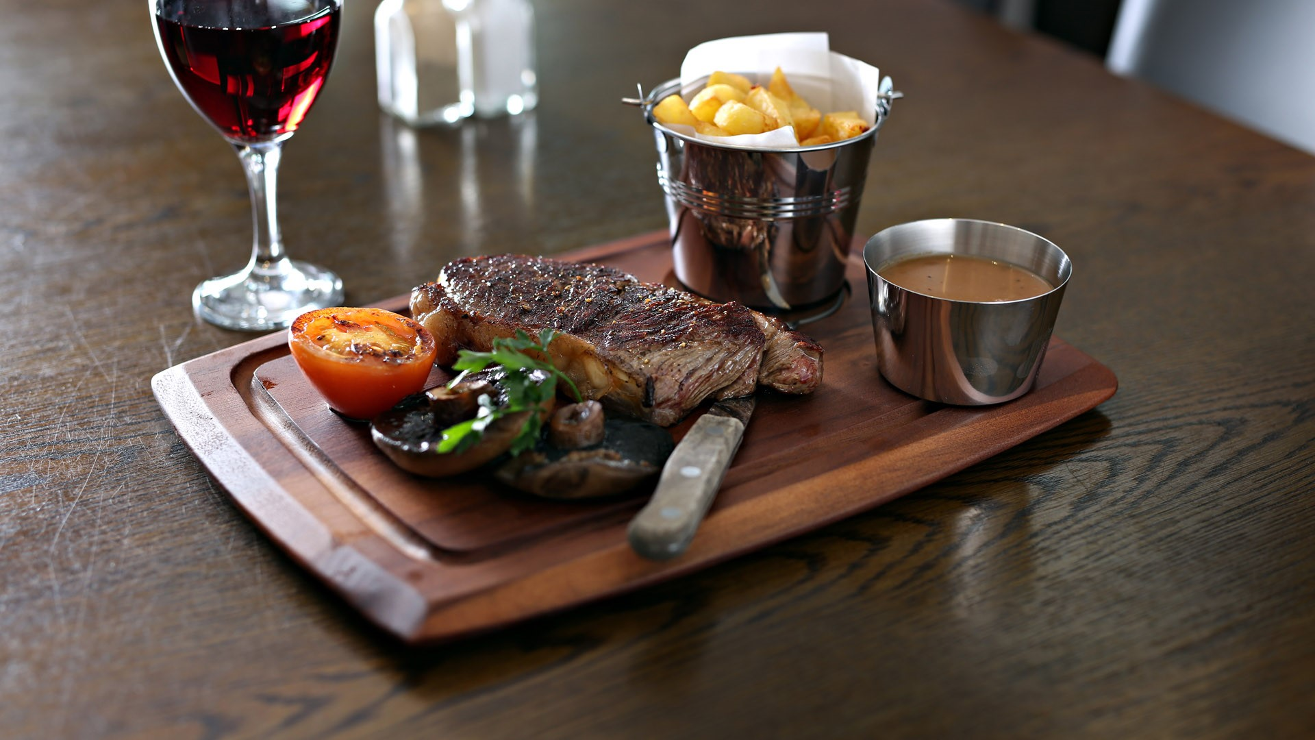 Friday Night - Steak Night