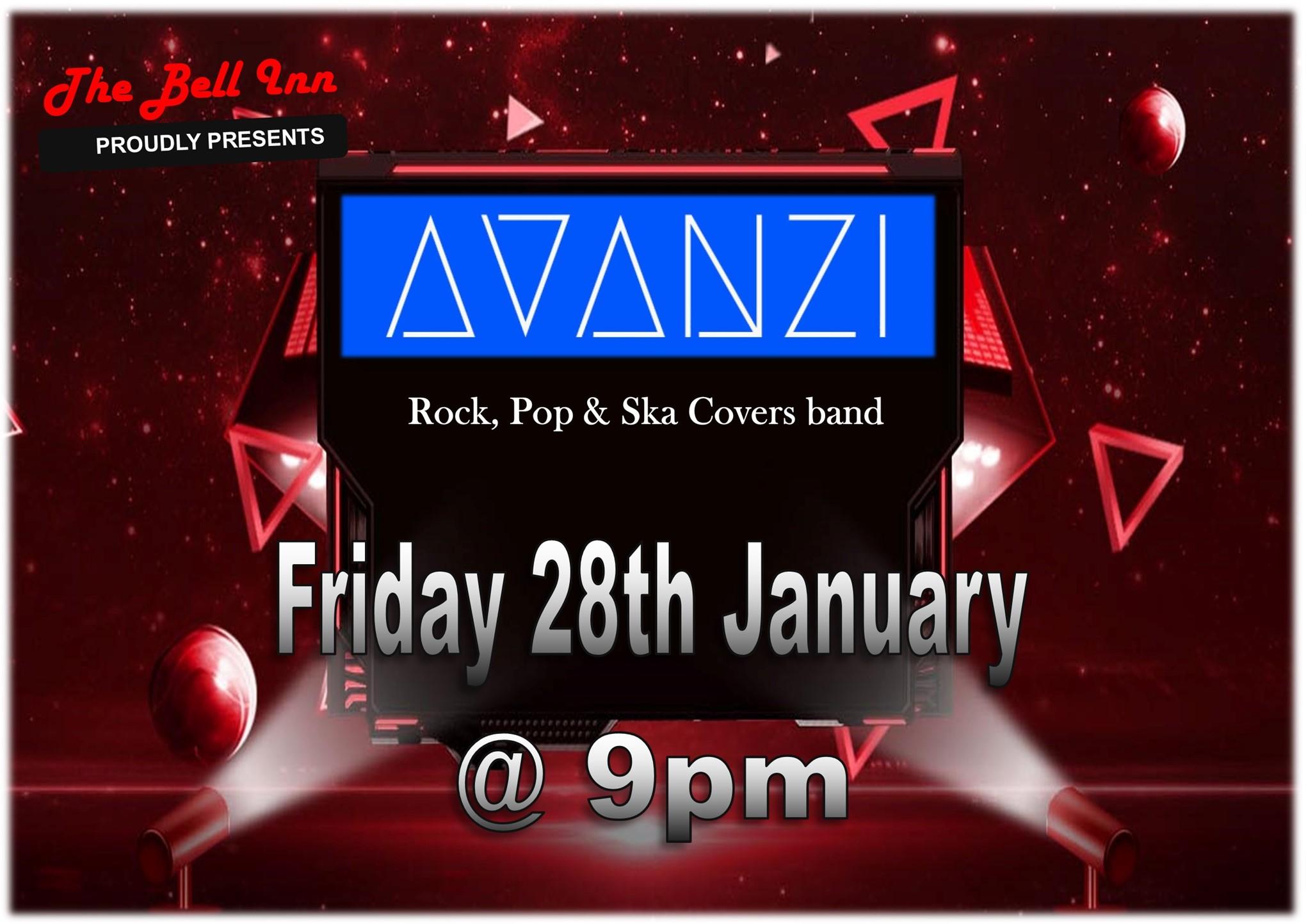 Live Music with Avanzi