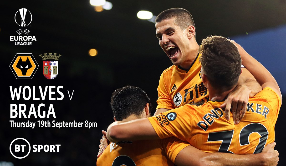 Wolves v Braga (Europa League)