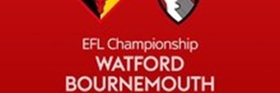Watford v Bournemouth (Football League)