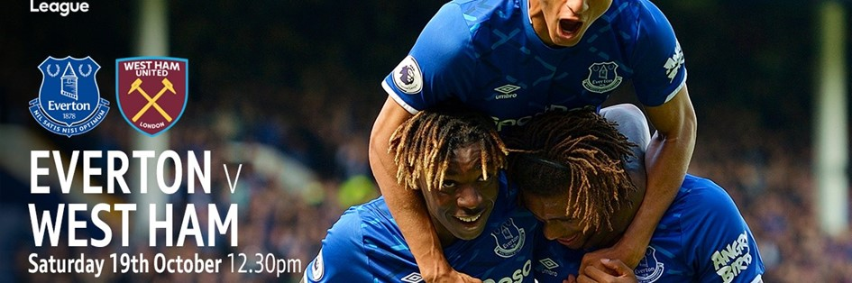 Everton v West Ham United (Premier League)