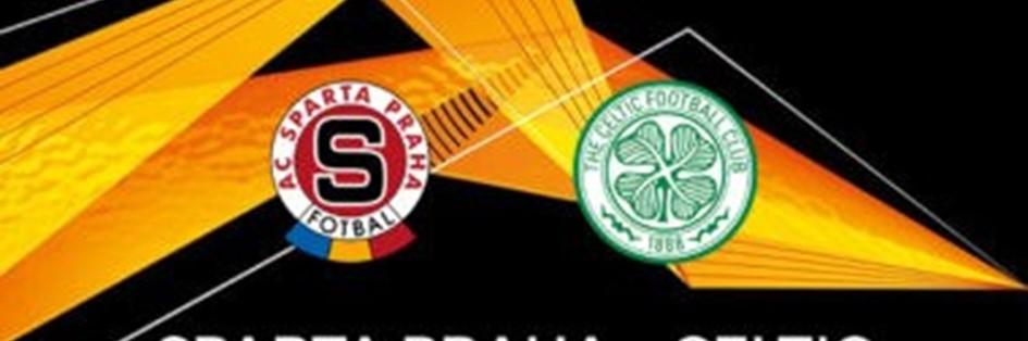 Sparta Prague v Celtic (Europa League)