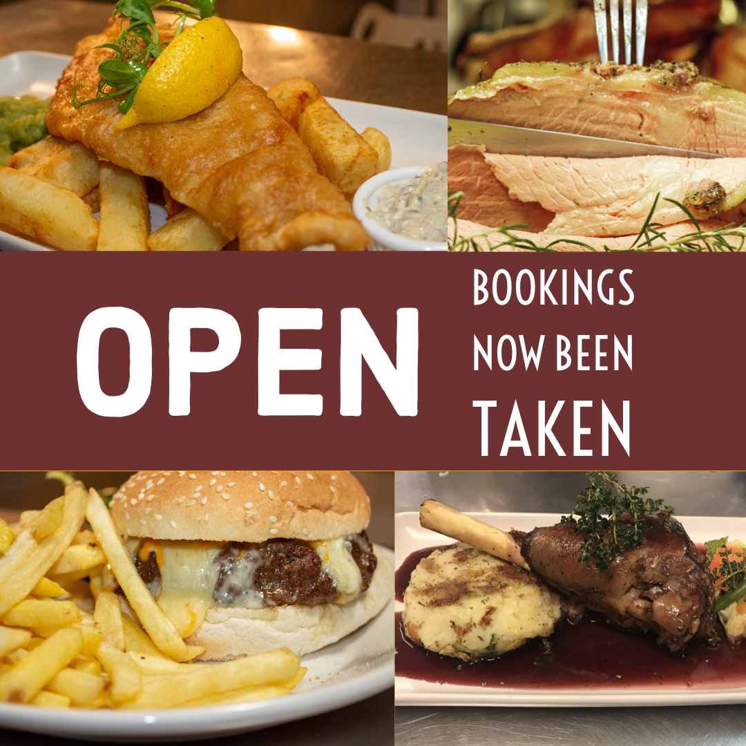Wea are now fully open