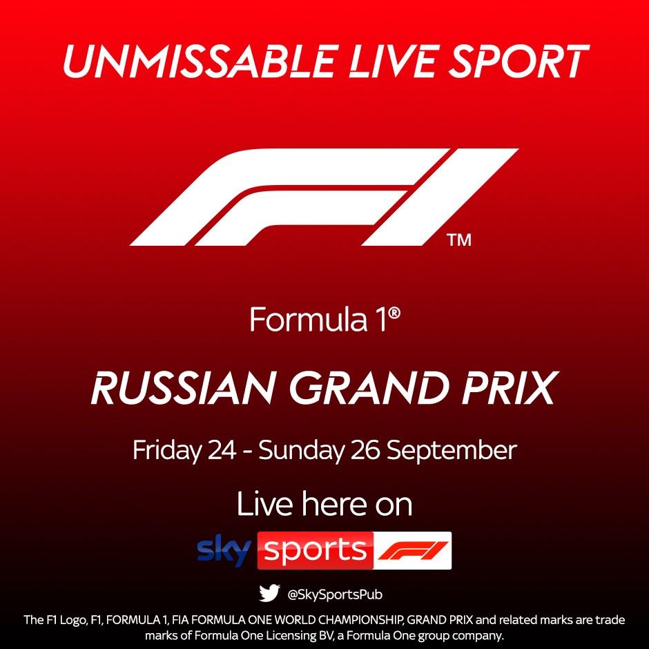 F1: Russian Grand Prix (Formula 1)