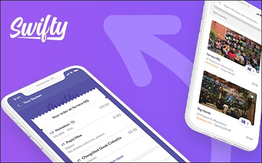 Swifty Pay And Order App Now Available