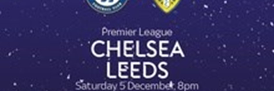 Chelsea v Leeds United (Premier League)