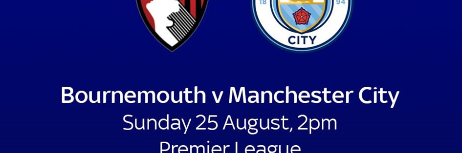Bournemouth v Manchester City (Premier League)