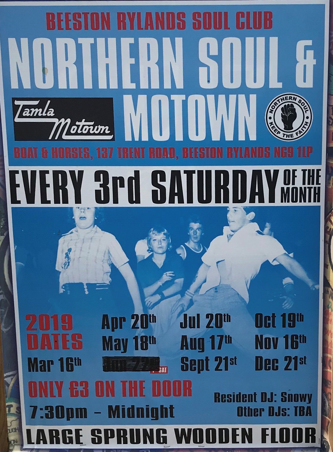 Northern Soul and Motown