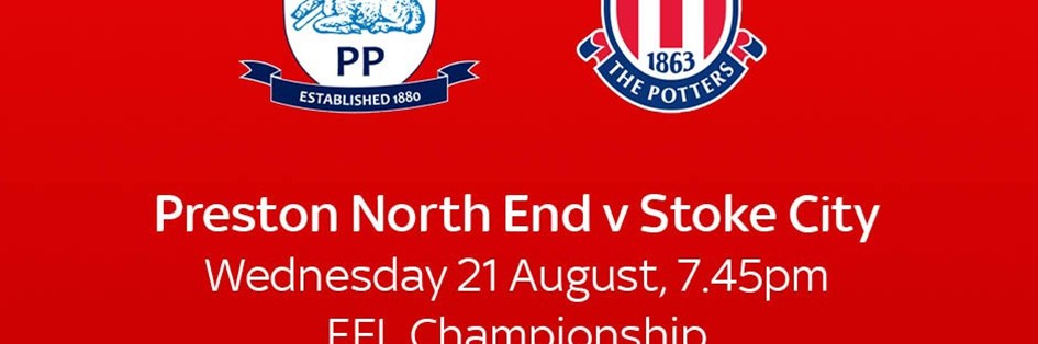 Preston North End v Stoke City (Football League)