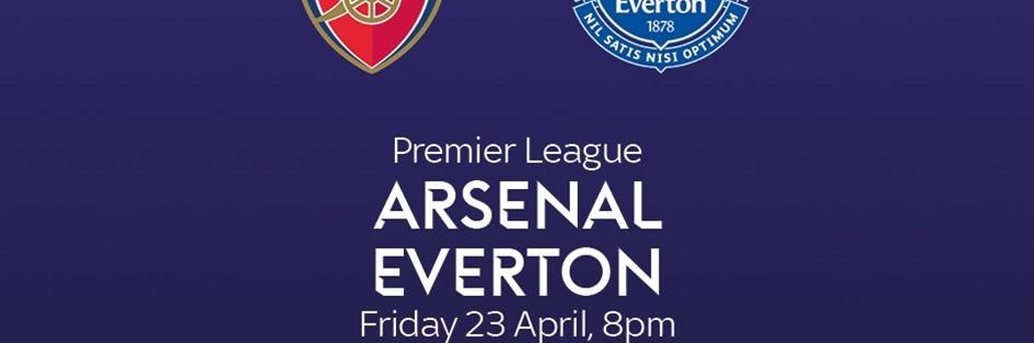 Arsenal v Everton (Premier League)