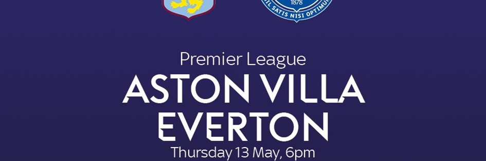 Aston Villa v Everton (Premier League)