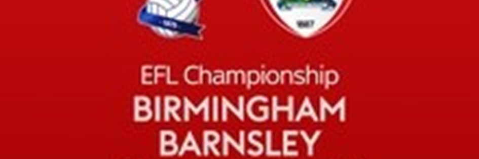 Birmingham City v Barnsley (Football League)