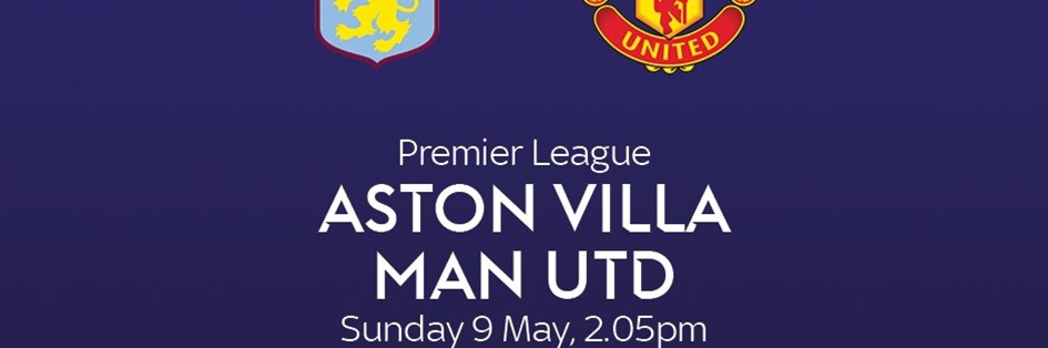 Aston Villa v Manchester United (Premier League)