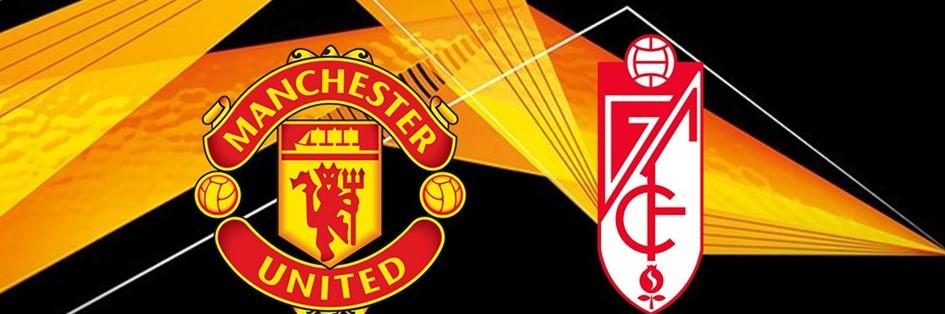 Manchester United v Granada (Europa League)