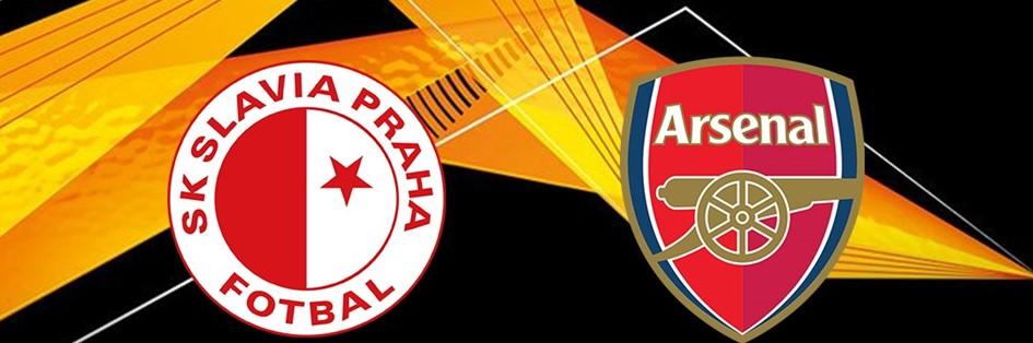 Slavia Prague v Arsenal (Europa League)
