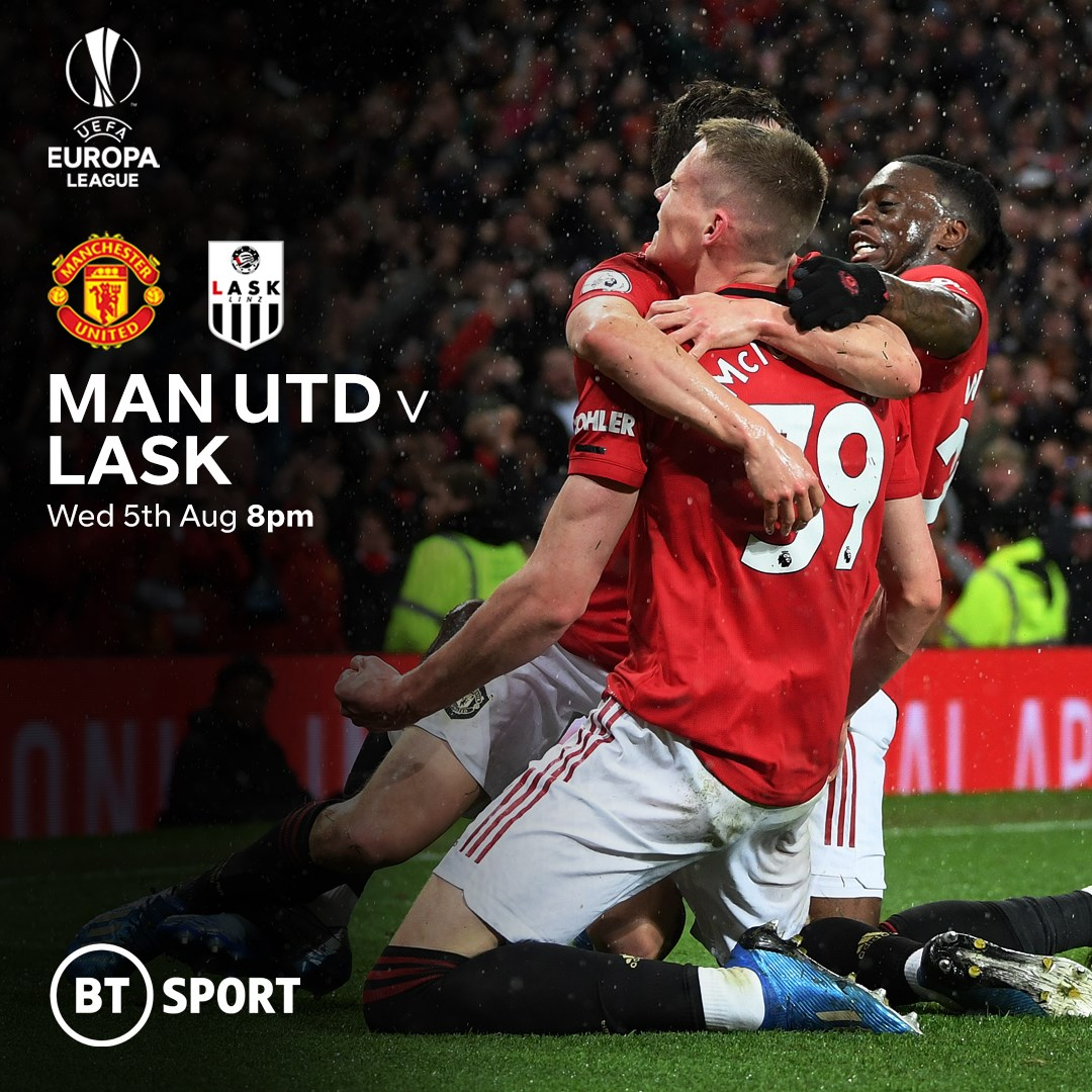 Manchester United v LASK (Europa League)