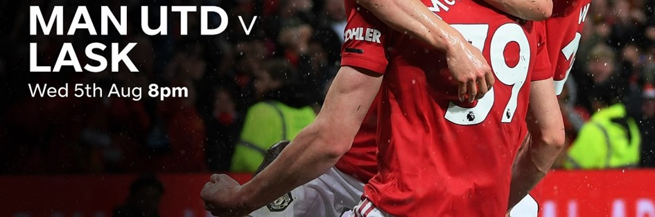 Manchester United v LASK (Europa League)