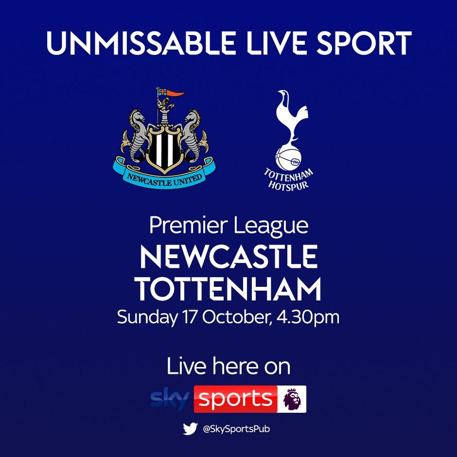 Newcastle United v Spurs (Premier League)