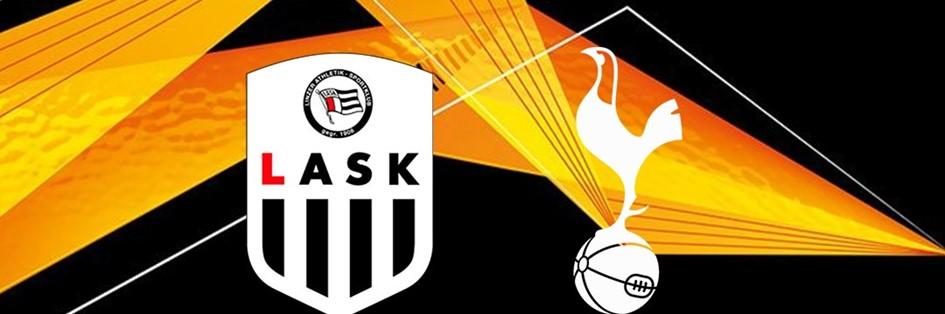 LASK v Tottenham (Europa League)