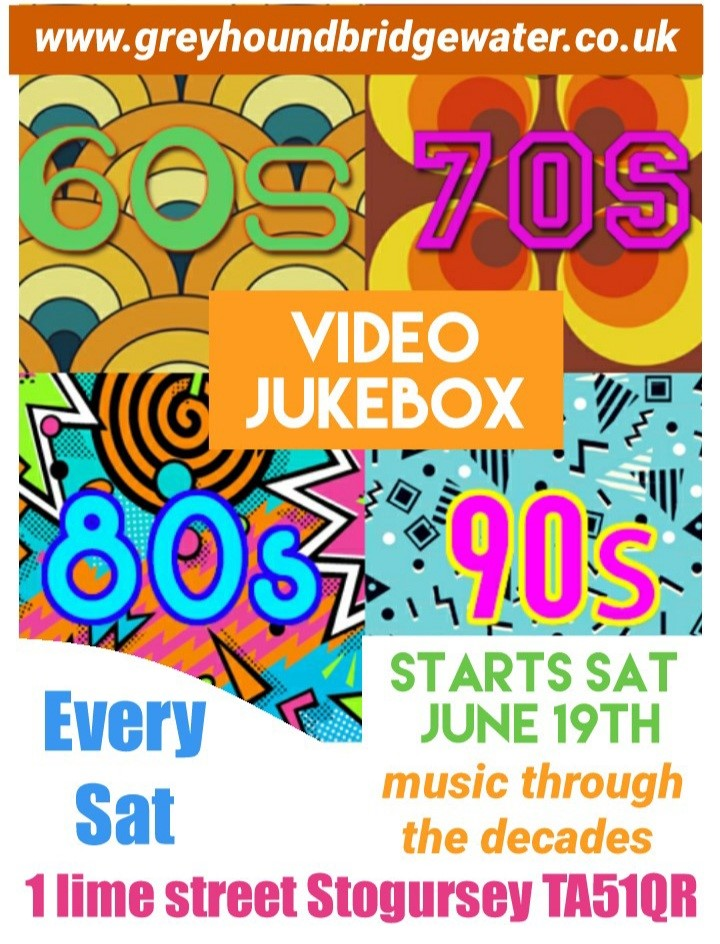 Video Jukebox of the Decades
