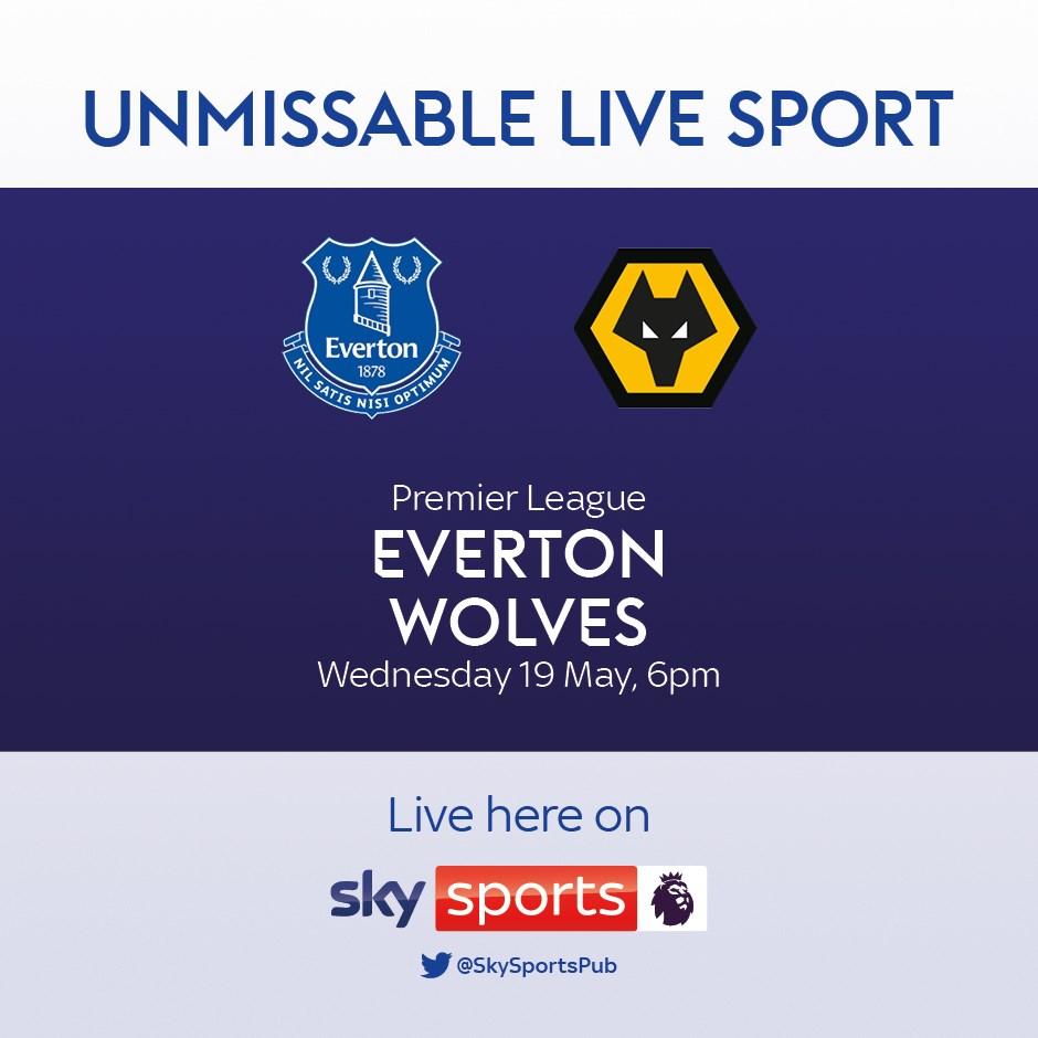 Everton v Wolves (Premier League)
