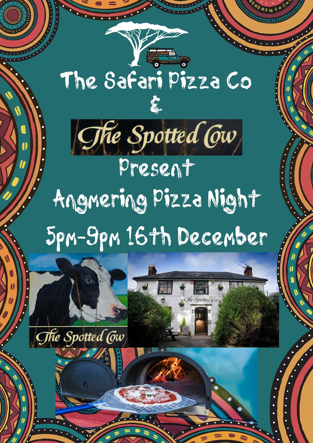 Safari Pizza Co