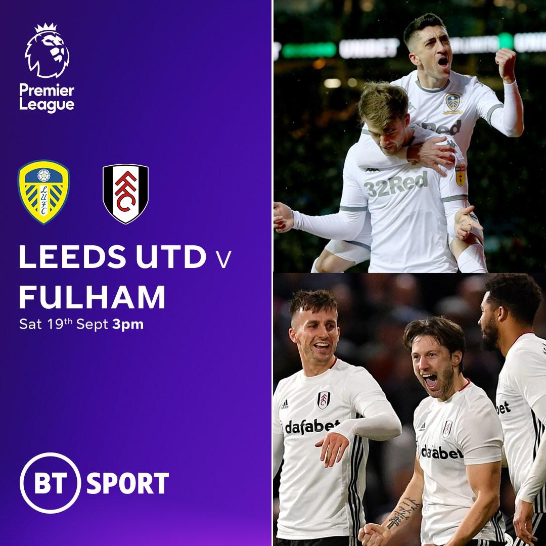 Leeds United v Fulham (Premier League)