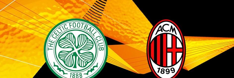 Celtic v AC Milan (Europa League)