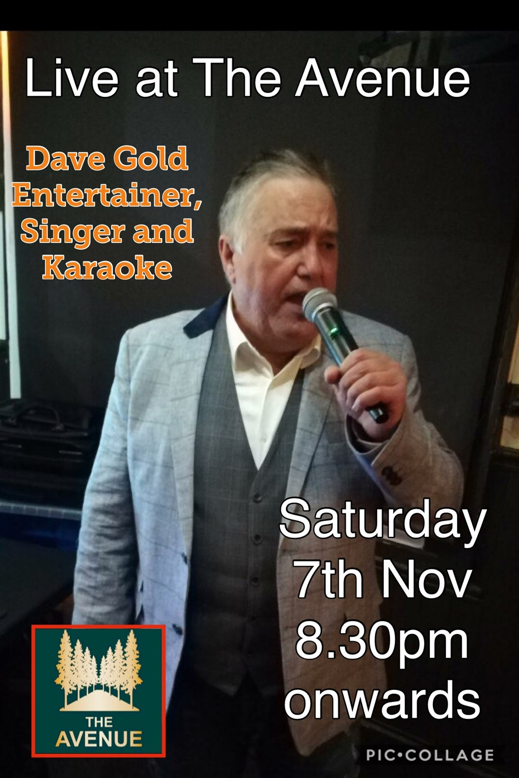 Dave Gold is back!
