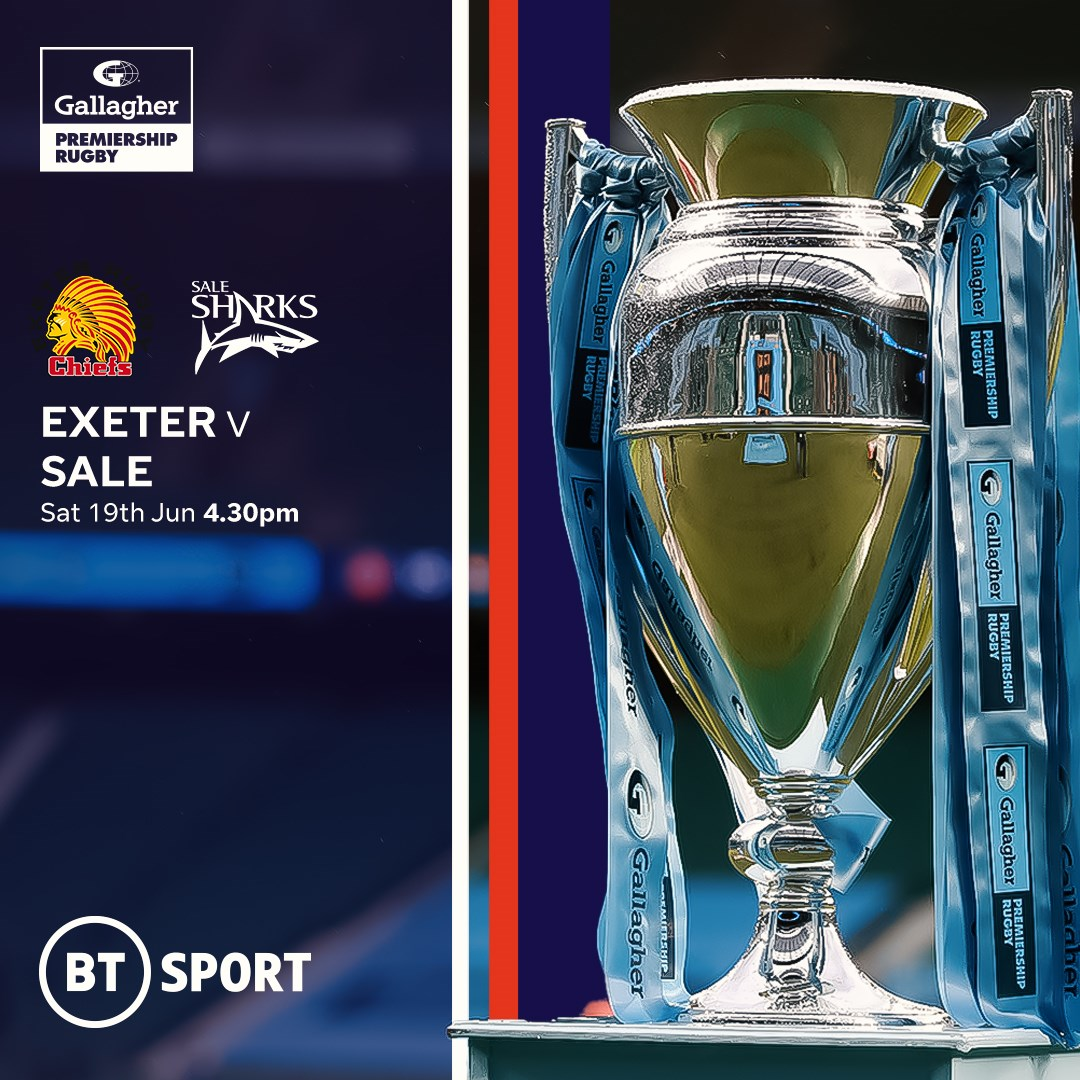 Exeter Chiefs v Sale Sharks (Rugby Union - English Premiership)