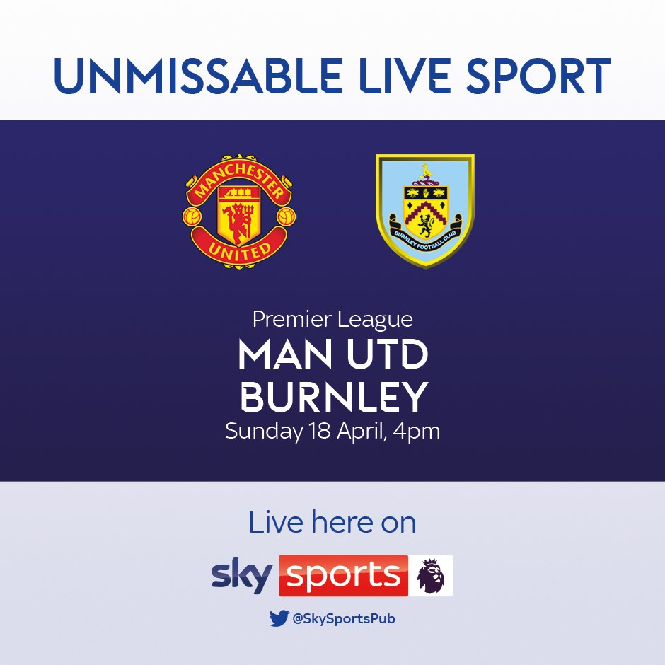 Manchester United v Burnley (Premier League)