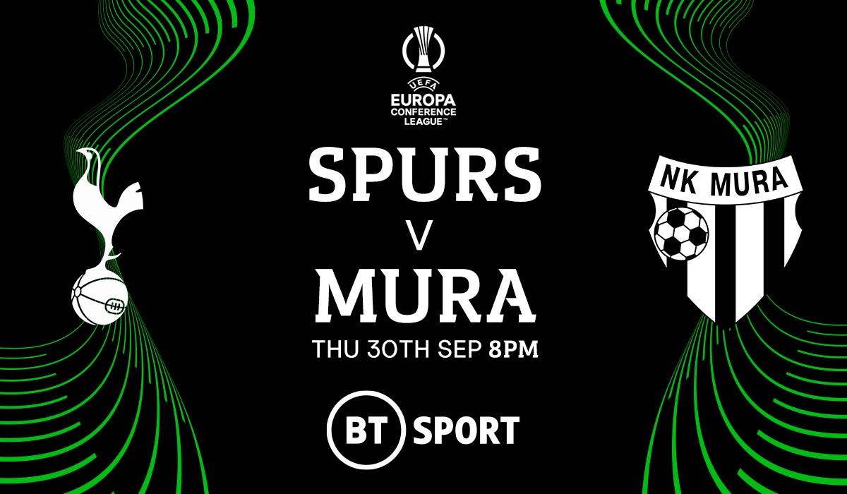 Tottenham Hotspur v NS Mura (Europa League)