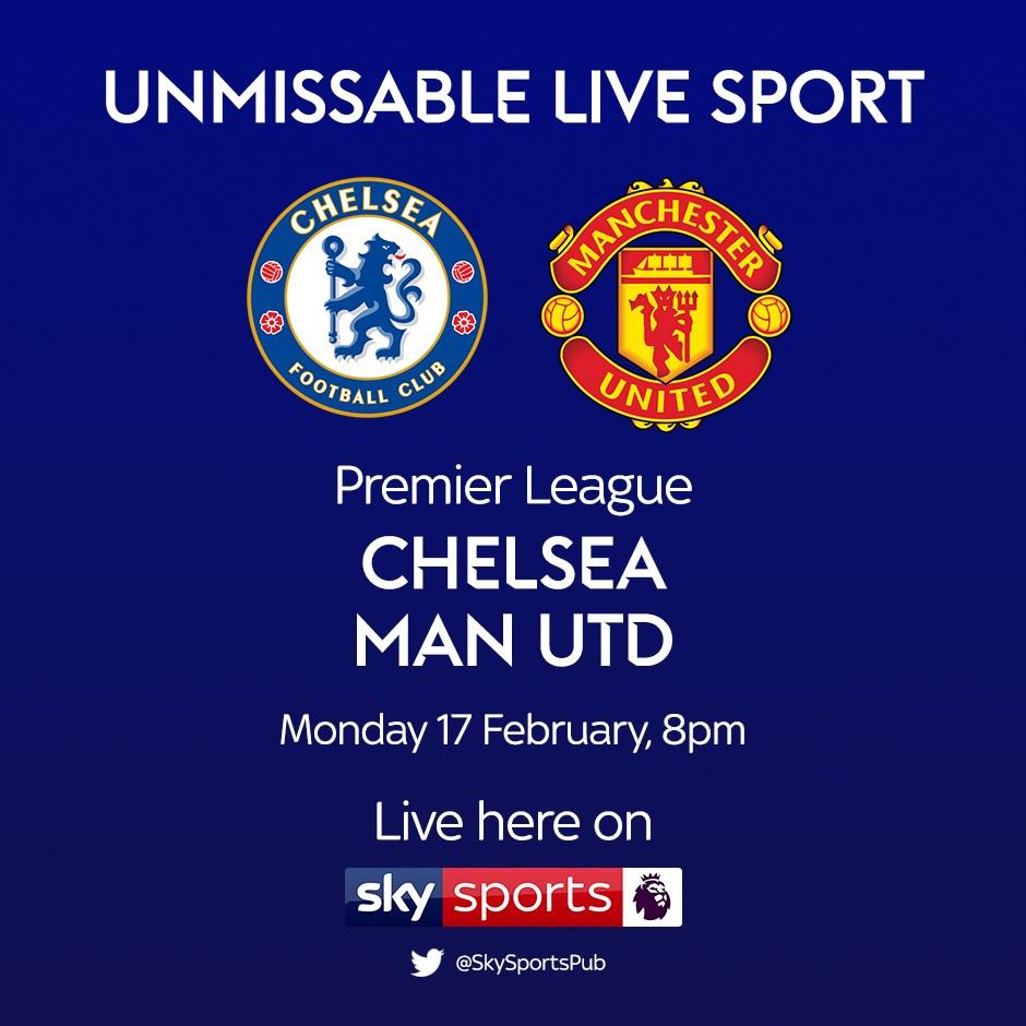 Chelsea v Man Utd (Premier League)