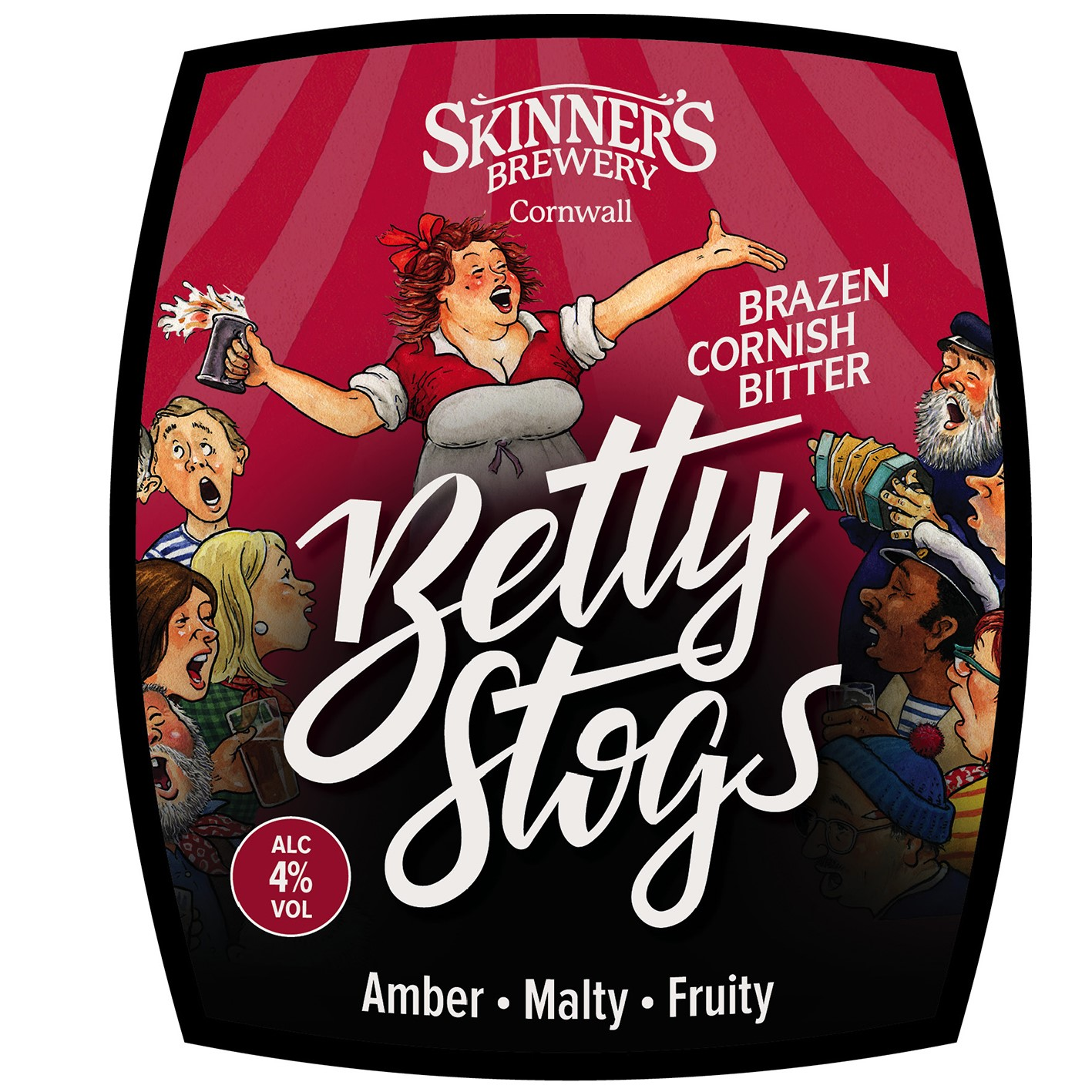 Skinner's Brewing Co Limited Betty Stogs