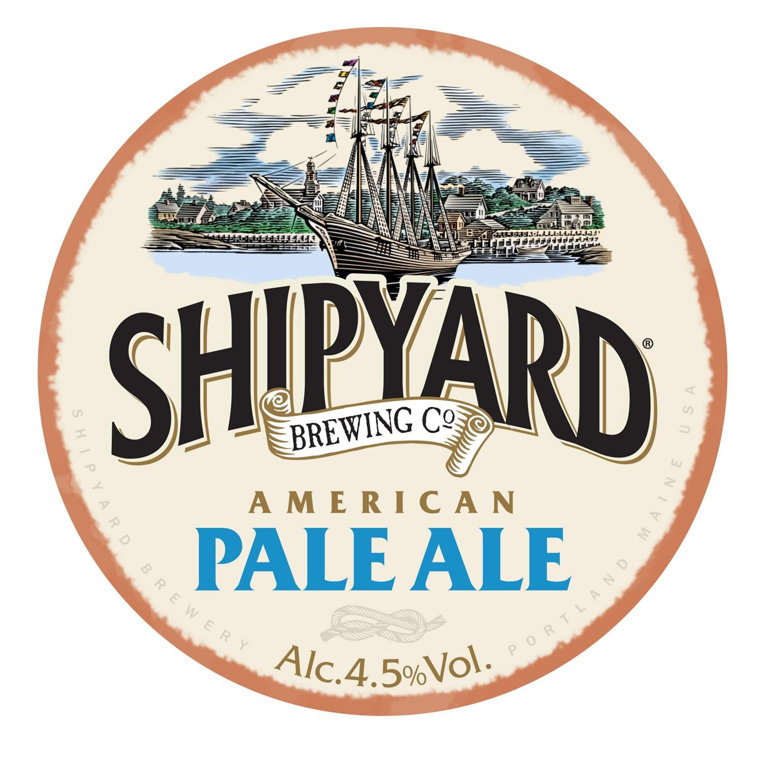 Marstons Shipyard - American Pale Ale