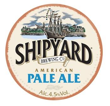 Shipyard - American Pale Ale