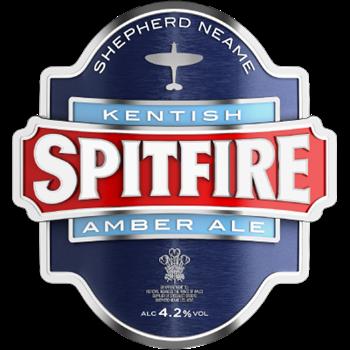 Spitfire Amber